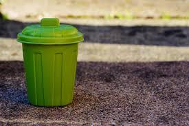 Ведро для сбора мусора