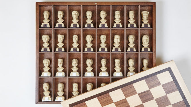 Политические шахматы 3