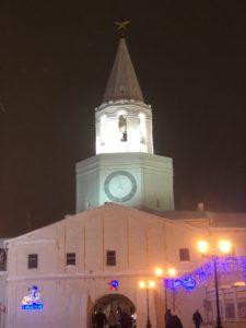 Зимняя Казань фото 3