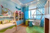 Нюансы ремонта детской комнаты