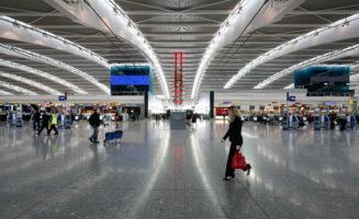 Terminal 5 Opens At Heathrow