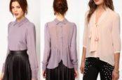 Как правильно выбрать блузку
