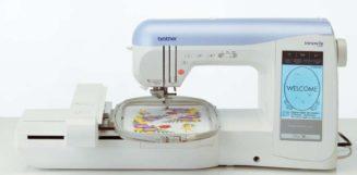 Особенности применения вышивальных машин