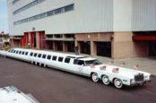 Самые странные автомобильные рекорды Гиннесса