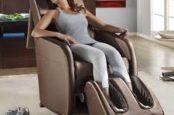 Плюсы массажного кресла